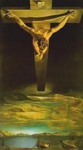 Christ of Saint John of the Cross - Dali (1951)